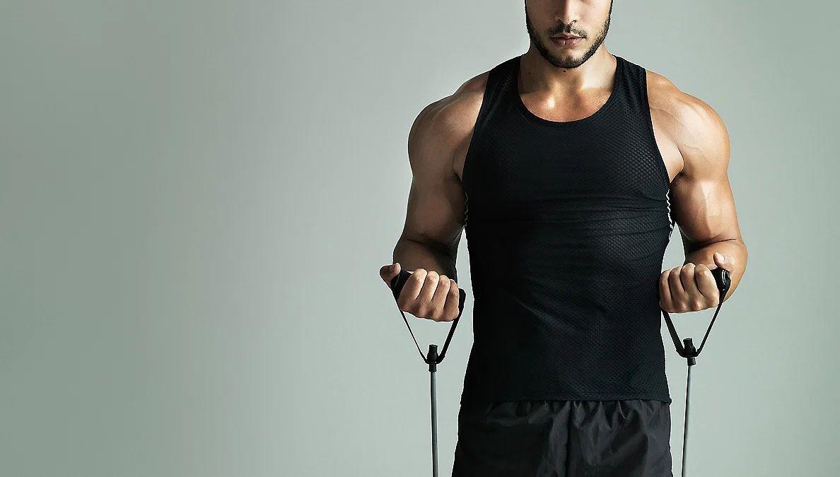 bandes de résistance modèle masculin